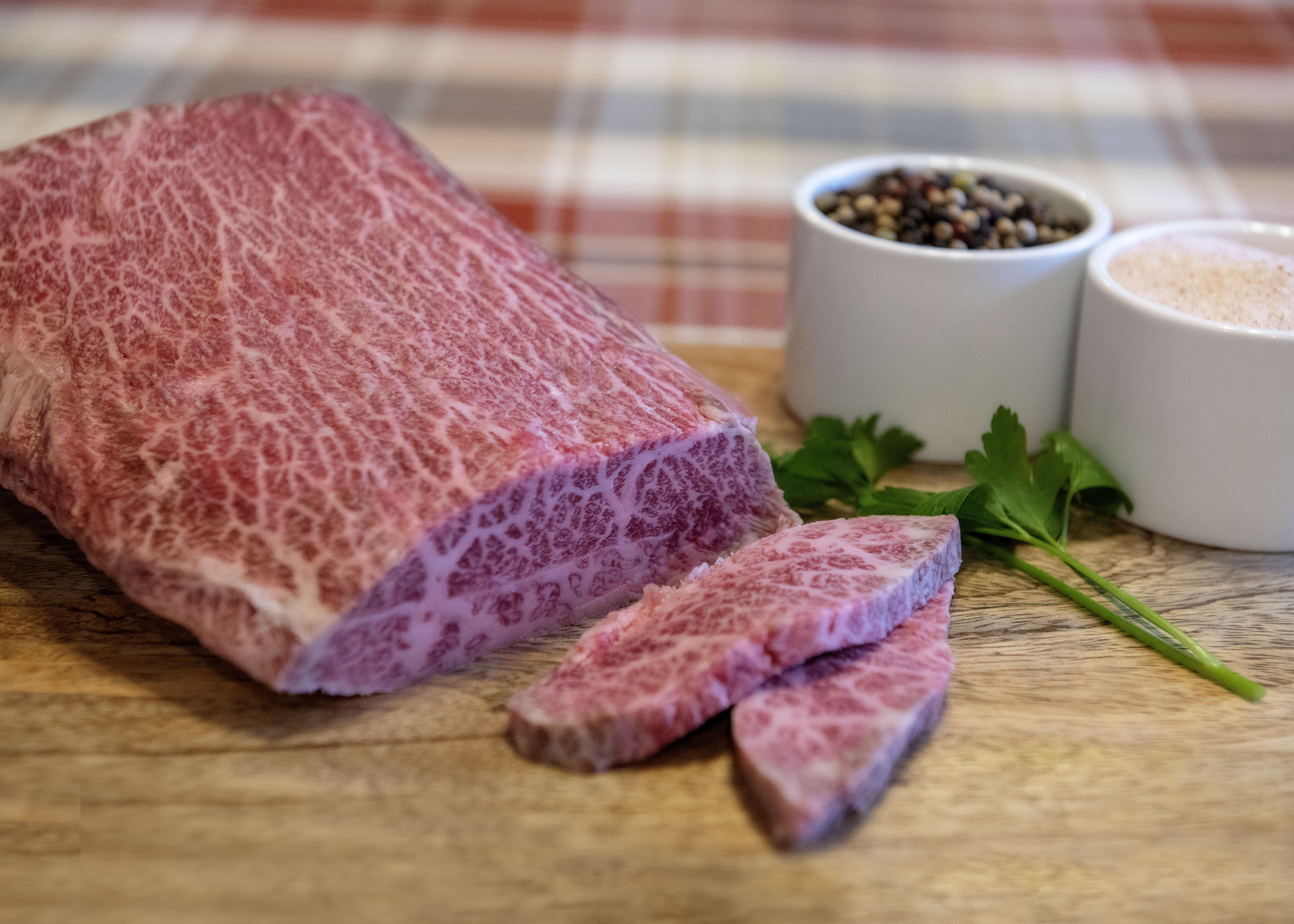Flat Iron Steak Diamond T Ranch